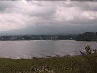 山梨県富士河口湖町 河口湖湖上祭・花火大会 河口湖ライブカメラと雨雲レーダー