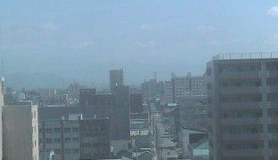 HTB旭川支社ライブカメラと雨雲レーダー/北海道旭川市