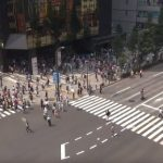 中央通り交差点ライブカメラ[USTREAM]