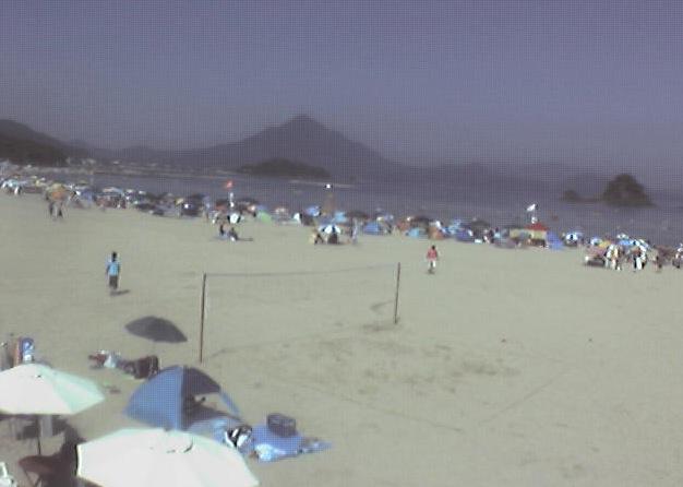 若狭和田海水浴場ライブカメラ