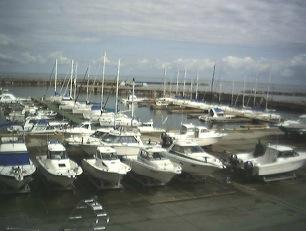 新潟県柏崎市 柏崎マリーナライブカメラと雨雲レーダー