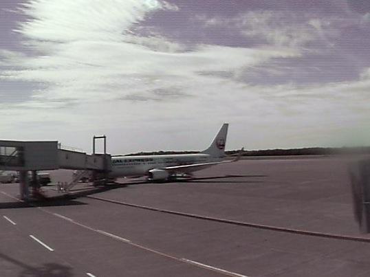 たんちょう釧路空港ライブカメラ[JAL-天気情報]