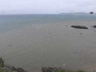 沖縄県石垣市 観音埼 琉球観音埼灯台からの映像が見れるライブカメラと雨雲レーダー