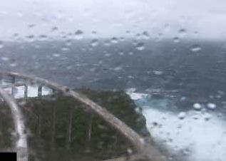 西埼灯台からの映像が見れるライブカメラ