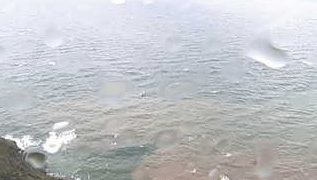 若宮灯台周辺がみえるライブカメラと雨雲レーダー/長崎県壱岐市