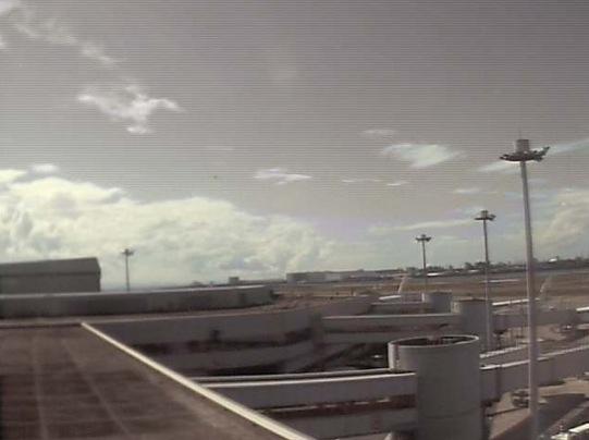 羽田空港ライブカメラ3(東京国際空港)[JAL-天気情報]