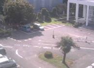 長崎県長崎市 長崎大学医学部ライブカメラと雨雲レーダー