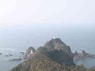 佐多岬灯台から見えるライブカメラ