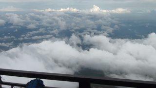 富士山の山小屋「御来光館」ライブカメラ[USTREAM]と雨雲レーダー/山梨県南都留郡忍野村