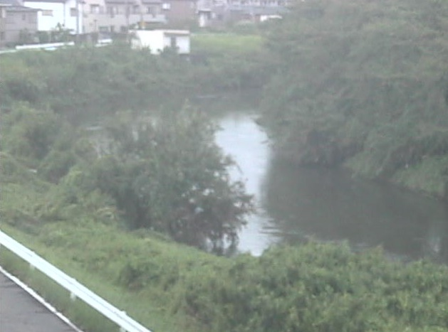 五条川、鴨田川、水場川、新川ライブカメラと雨雲レーダー/愛知県