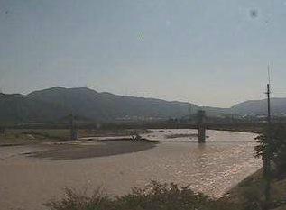 桂川の見える亀岡市ライブカメラ