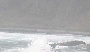八丈島灯台ライブカメラと雨雲レーダー/東京都八丈町