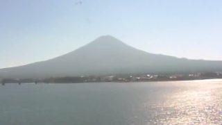 温泉宿『秀峰閣湖月』から見える富士山ライブカメラと雨雲レーダー/山梨県富士河口湖町
