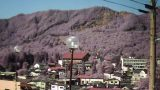 蔵王温泉街風景ライブカメラと雨雲レーダー/山形県