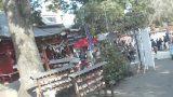冠稲荷神社境内ライブカメラと雨雲レーダー/群馬県太田市
