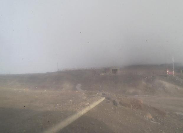 阿蘇山火口ライブカメラと雨雲レーダー/熊本県阿蘇市
