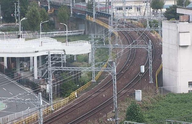 名古屋鉄道(名鉄)ライブカメラと雨雲レーダー/愛知県名古屋市