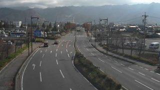 長野市各地の道路状況ライブカメラと雨雲レーダー/長野県長野市