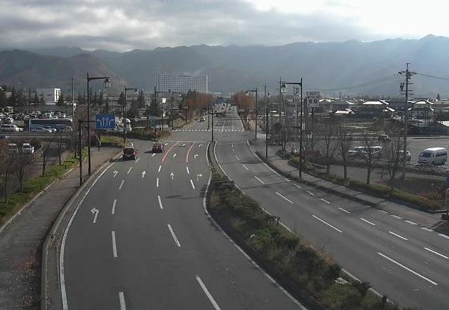 長野市各地の道路状況ライブカメラ