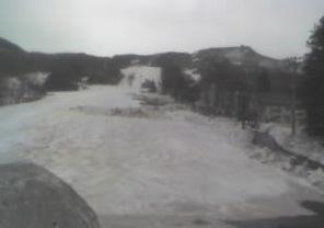 蔵王温泉スキー場上の台ゲレンデライブカメラと雨雲レーダー/山形県山形市