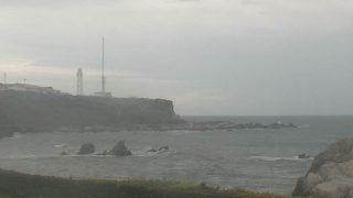 犬吠埼灯台ライブカメラと雨雲レーダー/千葉県銚子市