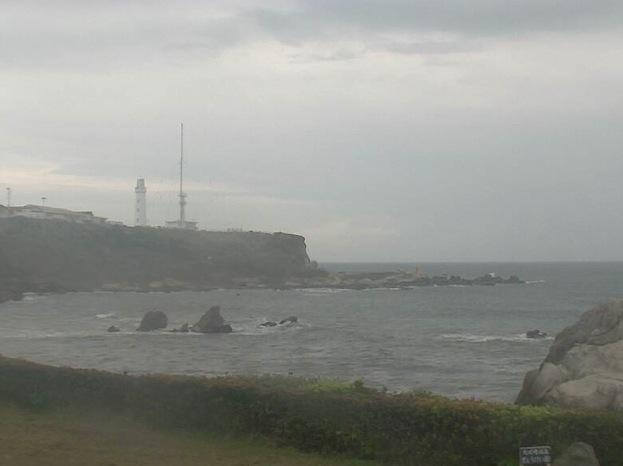 犬吠埼灯台 ライブカメラと雨雲レーダー/千葉県銚子市