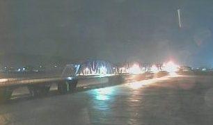 那賀川・桑野川ライブカメラ (2ヶ所)と雨雲レーダー/徳島県