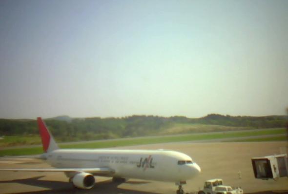 青森空港ライブカメラ
