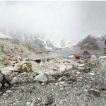 どこまで撮影にいくんですか!!ネパール エベレスト ベースキャンプのストリートビュー