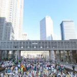 とにかく人だらけ!36000人が参加した東京マラソンの360度パノラマカメラ