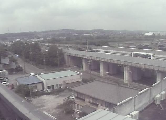 三重県桑名市 ビジネスホテルビーエル桑名の東名阪側ライブカメラと雨雲レーダー