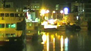 流氷硝子館からライブカメラと雨雲レーダー/北海道網走市