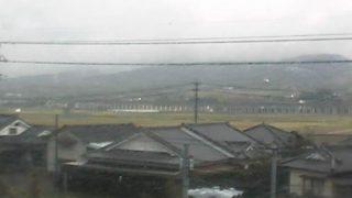 出水黄金町ライブカメラと雨雲レーダー/鹿児島県出水黄金町