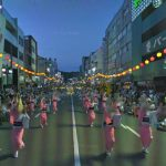 阿波踊りが見れる徳島市両国本町のストリートビュー