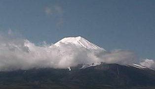 富士山 麓ライブカメラと雨雲レーダー/山梨県富士吉田市