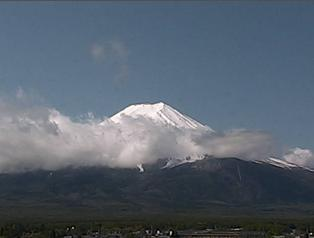 富士山 麓ライブカメラ