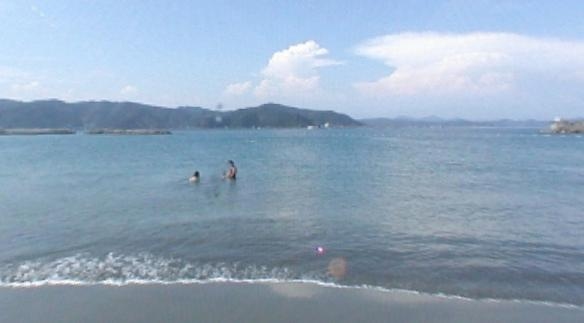 ドラゴンビーチ(竜の浜)の360度パノラマカメラ