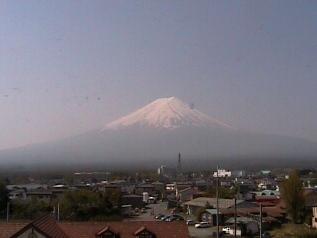 富士観光開発株式会社 富士山ライブカメラ