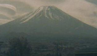 富士ヶ嶺 富士山ライブカメラと雨雲レーダー/山梨県富士河口湖町