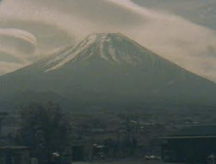 富士ヶ嶺 富士山ライブカメラ