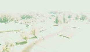 赤坂台総合公園展望塔(北側) ドラゴンパークライブカメラと雨雲レーダー/山梨県甲斐市
