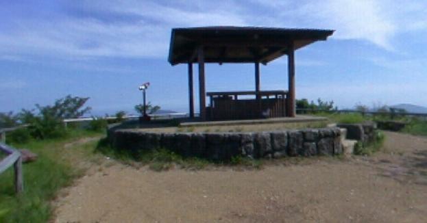 波介山展望公園の360度パノラマカメラ