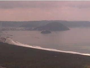 鏡山展望所ライブカメラと雨雲レーダー/佐賀県唐津市