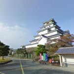 城好きにおすすめ!福島県 鶴ヶ城のストリートビュー