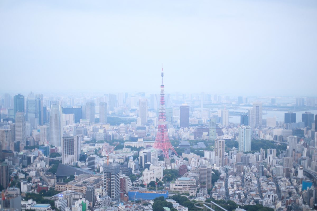 東京タワーのライブカメラ一覧