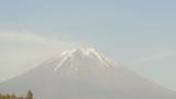 富士山ライブカメラ(三浦牧場より)と雨雲レーダー/静岡県富士宮市