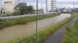 愛知県豊橋市 柳生川、梅田川、山崎川、江川、内張川、牟呂用水ライブカメラと雨雲レーダー
