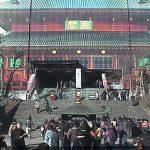 日光山総本堂・三仏堂(さんぶつどう)ライブカメラ