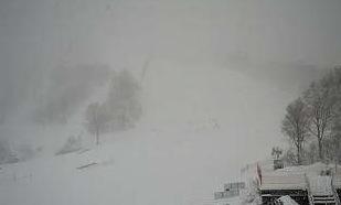 かぐらスキー場のメインゲレンデライブカメラ