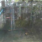 神田川(南小滝橋)の水位ライブカメラ